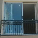 Mck glass sliding door installation